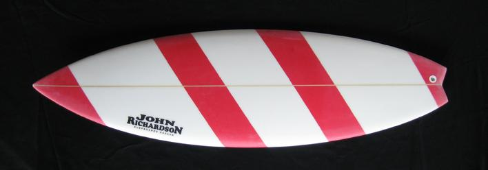 "custom 4'9"" by John for Tandem"